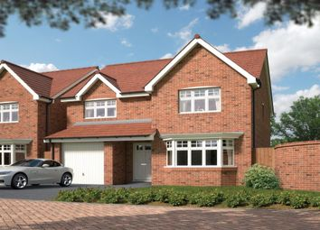 Thumbnail 4 bed detached house for sale in Chester Road, Malpas