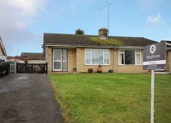 Thumbnail 2 bed semi-detached bungalow for sale in Bridgewater Close, Brackley