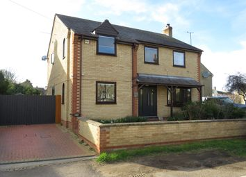Thumbnail 4 bed detached house for sale in Popes Lane, Warboys, Huntingdon