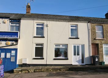 Thumbnail 3 bed terraced house for sale in Commercial Street, Cinderford, Gloucestershire