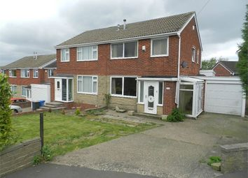 Thumbnail 3 bed semi-detached house for sale in Blackthorn Close, High Green, Sheffield, South Yorkshire