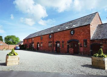 Thumbnail 3 bed barn conversion for sale in Donnett Mews, Whittington, Oswestry, Shropshire