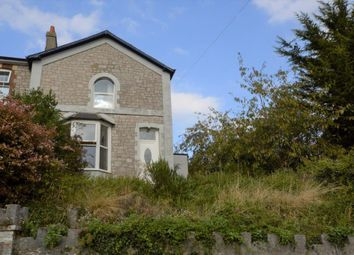 Thumbnail 3 bed end terrace house for sale in Highbury Road, Torquay, Devon