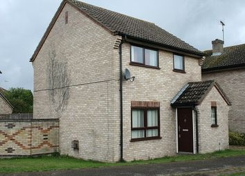 Thumbnail Detached house to rent in Caraway Road, Thetford