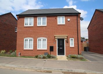Thumbnail 3 bed detached house for sale in Baum Drive, Mountsorrel, Loughborough