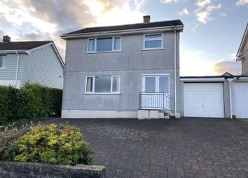 Thumbnail 4 bed detached house for sale in Gannet Drive, St Austell, St. Austell