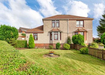 Thumbnail 3 bed semi-detached house for sale in 38 Register Road, Glasgow