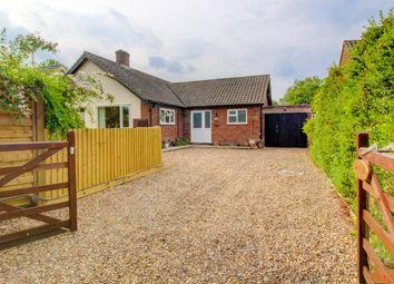 Thumbnail 3 bed bungalow for sale in Quaker Lane, Bardwell, Bury St. Edmunds
