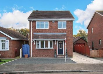 Thumbnail 3 bed detached house for sale in Meadowfield Road, Barnby Dun, Doncaster