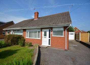 Thumbnail 2 bed bungalow to rent in Primrose Avenue, Haslington, Crewe