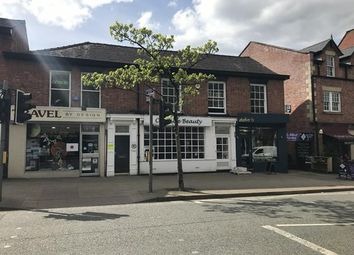 Thumbnail Retail premises to let in 26A, London Road, Alderley Edge