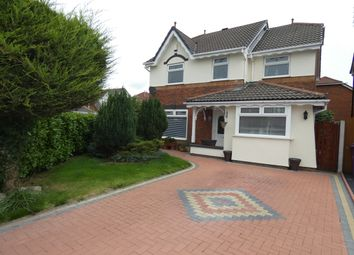 Thumbnail 4 bed detached house for sale in Spreyton Close, West Derby, Liverpool