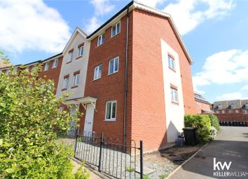 Thumbnail 3 bed end terrace house to rent in Guillemot Close, Stowmarket