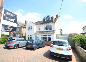 Thumbnail 6 bed detached house for sale in Station Road, Earl Shilton, Leicester