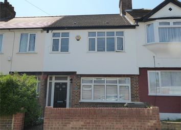 Thumbnail 3 bed terraced house to rent in Brooklyn Avenue, London