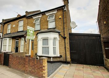 Thumbnail 3 bed end terrace house for sale in Lancaster Road, Enfield