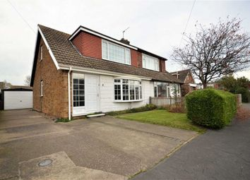 Thumbnail 2 bed bungalow for sale in Hawkins Way, South Killingholme, Immingham