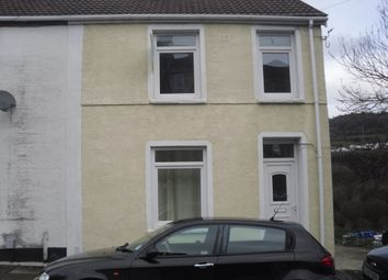 Thumbnail 5 bed end terrace house for sale in Cliff Terrace, Treforest, Pontypridd