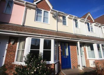 Thumbnail 2 bed terraced house for sale in Hallfield, Quendon, Saffron Walden