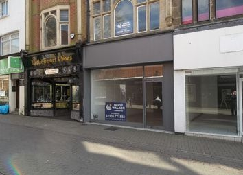 Thumbnail Retail premises to let in Gold Street, Kettering
