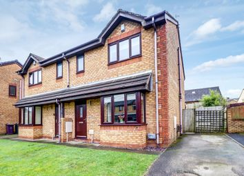 Thumbnail 3 bed semi-detached house for sale in Simpson Street, Hapton, Burnley
