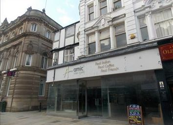 Thumbnail Retail premises for sale in 16-18 Deansgate, Bolton