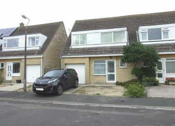 Thumbnail 3 bed semi-detached house for sale in Dean Close, Melksham