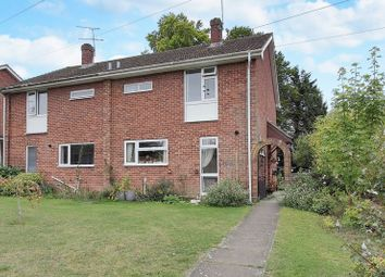 Thumbnail 3 bed semi-detached house for sale in Beresford Close, Andover