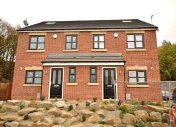 Thumbnail 3 bed semi-detached house for sale in 'the Airedale' Plot 1, Victoria Mills, Swinnow Road, Leeds, West Yorkshire
