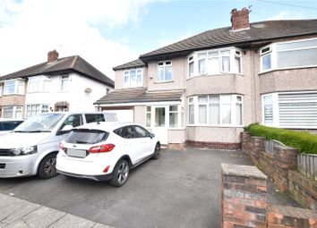 Thumbnail Semi-detached house for sale in Meadway, Wavertree Garden Suburb, Liverpool