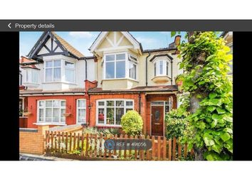 Thumbnail 4 bed terraced house to rent in Albert Rd, London
