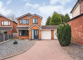 4 bed detached house for sale in Lichfield Road, Pelsall, Walsall WS3