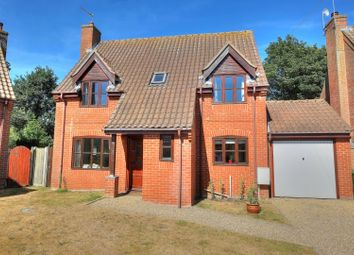 Thumbnail 3 bed detached house for sale in Poppy Gardens, Stokesby