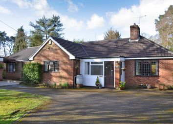 Thumbnail 3 bed detached bungalow for sale in Hermitage Road, Cold Ash, Thatcham