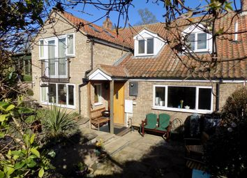 Thumbnail 3 bed cottage for sale in Colsterworth Road, Skillington, Grantham