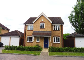 Thumbnail 4 bed detached house to rent in Hazel Heights, Ashford