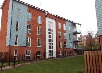 Thumbnail 1 bed flat for sale in St George's Lane, Worcester