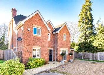 Thumbnail 4 bed detached house for sale in Rayfields, Brackendale Close, Camberley, Surrey