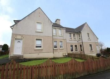 Thumbnail 2 bed flat for sale in Queens Crescent, Bargeddie, Baillieston, Glasgow