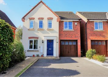 Thumbnail 4 bed detached house for sale in James Drive, Calverton