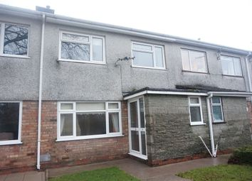 Thumbnail 3 bed terraced house for sale in Woodfield Park Crescent, Woodfieldside, Blackwood, Caerphilly