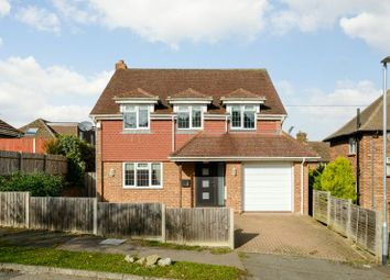 Thumbnail 3 bed detached house for sale in Furze View, Chorleywood, Hertfordshire