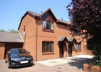 Thumbnail 3 bed end terrace house for sale in Ancona Close, Ramleaze, Swindon