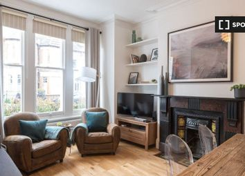 Thumbnail 2 bed property to rent in Littlebury Road, London