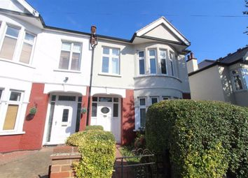 3 bed semi-detached house to rent in Victoria Road, Southend On Sea, Essex SS1