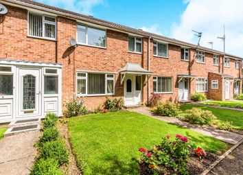 Thumbnail 3 bed terraced house for sale in Nene Court, Oadby, Leicester