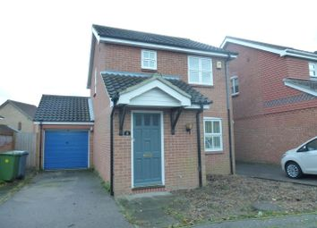Thumbnail 3 bed detached house to rent in Ashgrove, Drayton, Norwich
