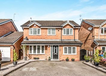 Thumbnail 4 bed detached house for sale in Berryfold Way, Astley, Tyldesley, Manchester