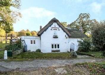 Thumbnail 3 bed detached house for sale in Lyndhurst Road, Highcliffe, Christchurch