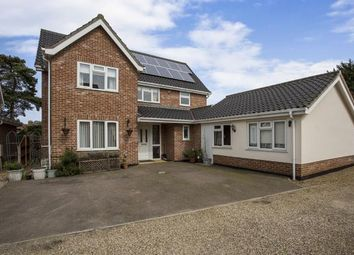 Thumbnail 5 bed detached house for sale in Attleborough, Norwich, Norfolk